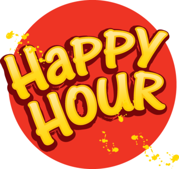 HAPPY HOUR de JUILLET